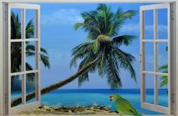 A-Parrotly Paradise