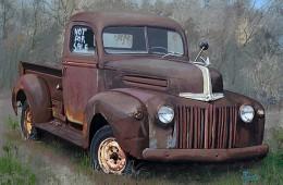 American Rust Bucket