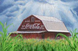 Coke Barn