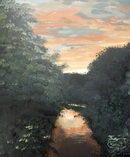 Catesby's Fire Sky