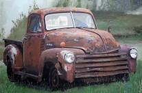 Chevy Rust Bucket