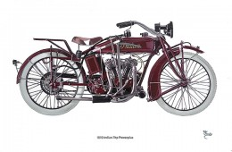 Dream Rider Set 1919 Indian
