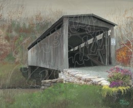 Johnson Covered Bridge