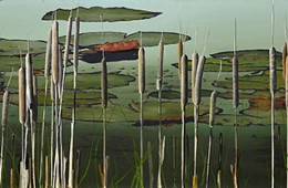 Lilly Pads and Cat Tails, Polliwogs and Tadpoles