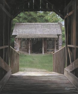 Lincoln's Blacksmith Shop