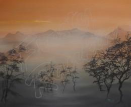 Morning Mtn Mist
