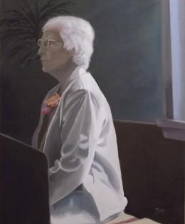 Mrs. Joe Elkins