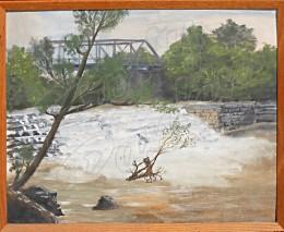 Old Millersburg Dam