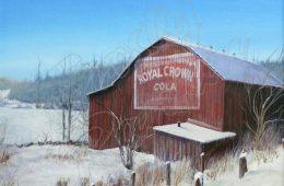 RC Cola Holiday Barn