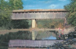 Skinner Covered Bridge (Summer)
