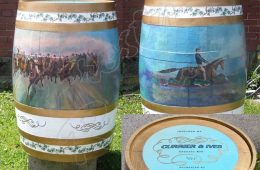 Secretariat Barrel 2011